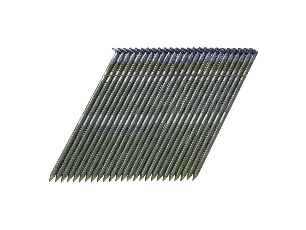 5817 bostitch s310r90 konvexni stavebni hrebiky n16 3 1 x 90 mm 2000ks spojene dratkem