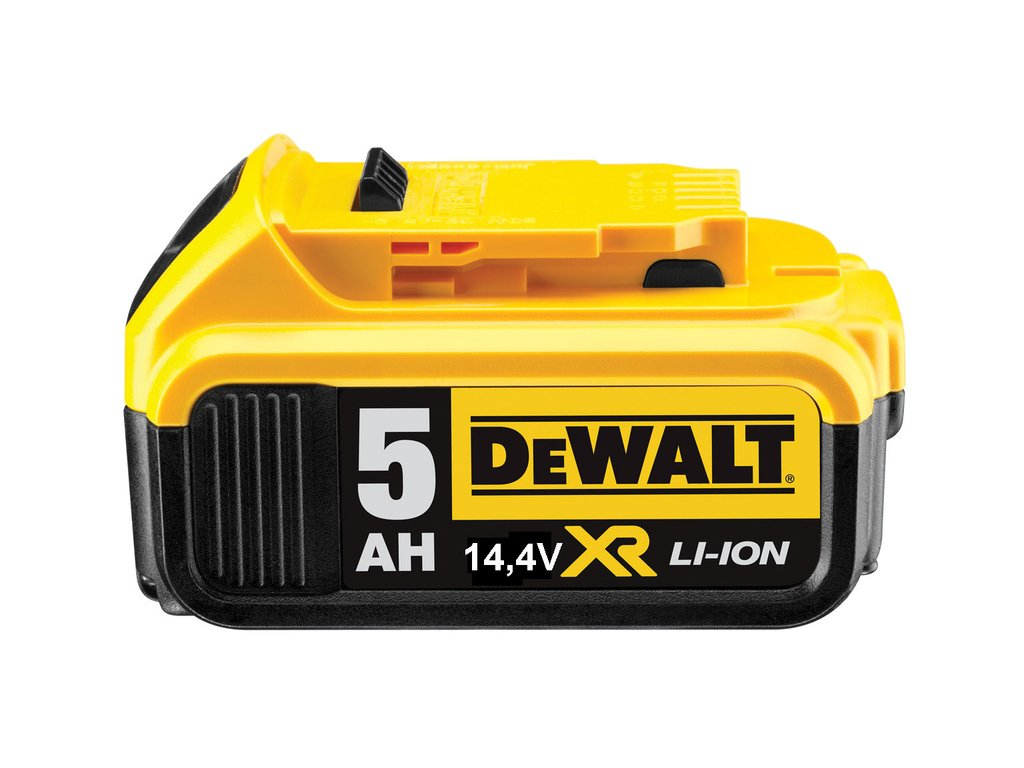 447 dcb144 dewalt nasunovaci baterie 14 4 volt xr li ion s kapacitou 5 0 ah
