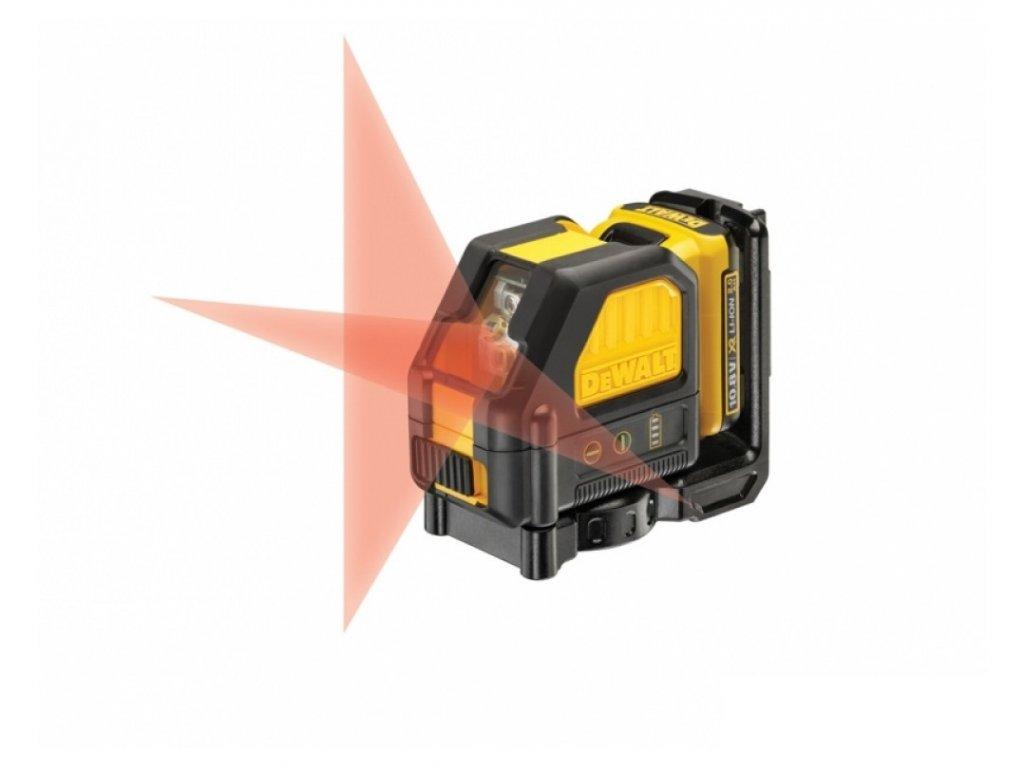 1435(4) dce088d1r dewalt aku krizovy laser 10 8volt 2 0ah cerveny paprsek