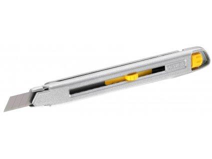 4416 0 10 095 stanley kovovy nuz interlock s odlamovaci cepeli 9mm