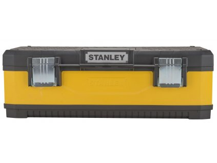 4974 1 95 614 stanley 66cm kovoplastovy box na naradi zluty