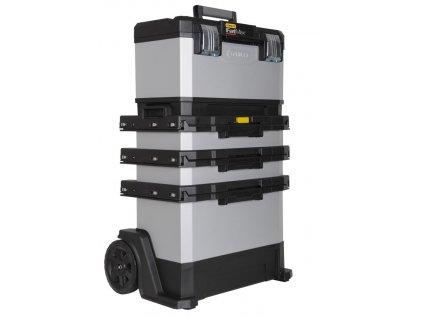 6816 1 95 622 stanley fatmax kovoplastovy pojizdny montazni box