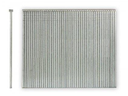 Bostitch KOLÁŘSKÉ pozinkované hřebíčky SB16 25-64 mm, spojené lepidlem 2500ks (D?lka SB16-1.00 hřebíčky SB16 - 25 mm pozink, 5000ks)