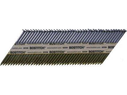 5859 bostitch pt28r70 konvexni hrebiky pt 2 8 x 70 mm 2 200 ks spojene papirovou paskou