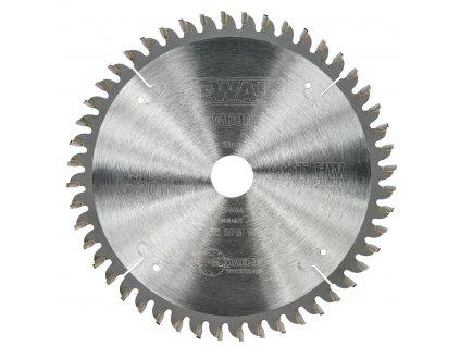 558(1) dt4084 dewalt pilovy kotouc na hlinik 160 x 20mm 48zubu tcg 5 jemny rez