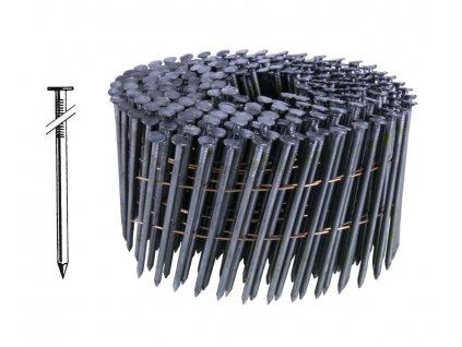 12020 n130p380120q bostitch n130p hrebiky hladke ve svitku 3 8 mm delka 120 mm 2160ks baleni