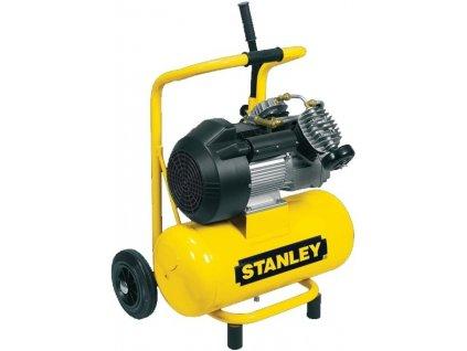 606 stanley dv2 400 10 24p kompresor 2valcovy olejovy profi s nadrzi 24l a tlakem 10bar