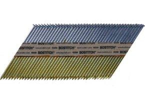 Bostitch PT3190G12 HLADKÉ POZINKOVANÉ hřebíky PT 3,1 x 90 mm, 2200 ks, spojené papírem