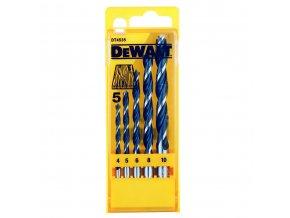 DT4535 DeWALT 5-ti dílná sada vrtáků do dřeva