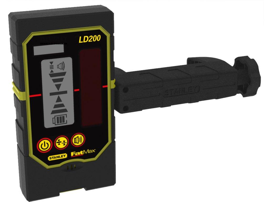 759 1 77 132 stanley detektor laseroveho paprsku ld200 pro linkove a krizove lasery