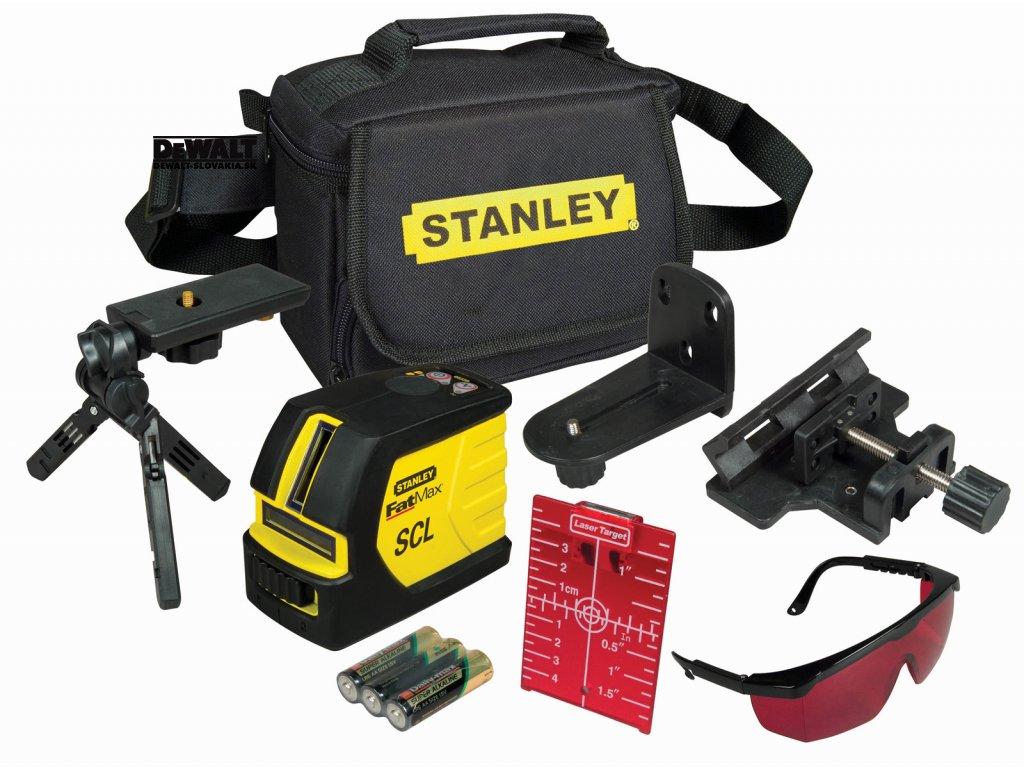 748(3) 1 77 320 stanley fatmax scl krizovy laser