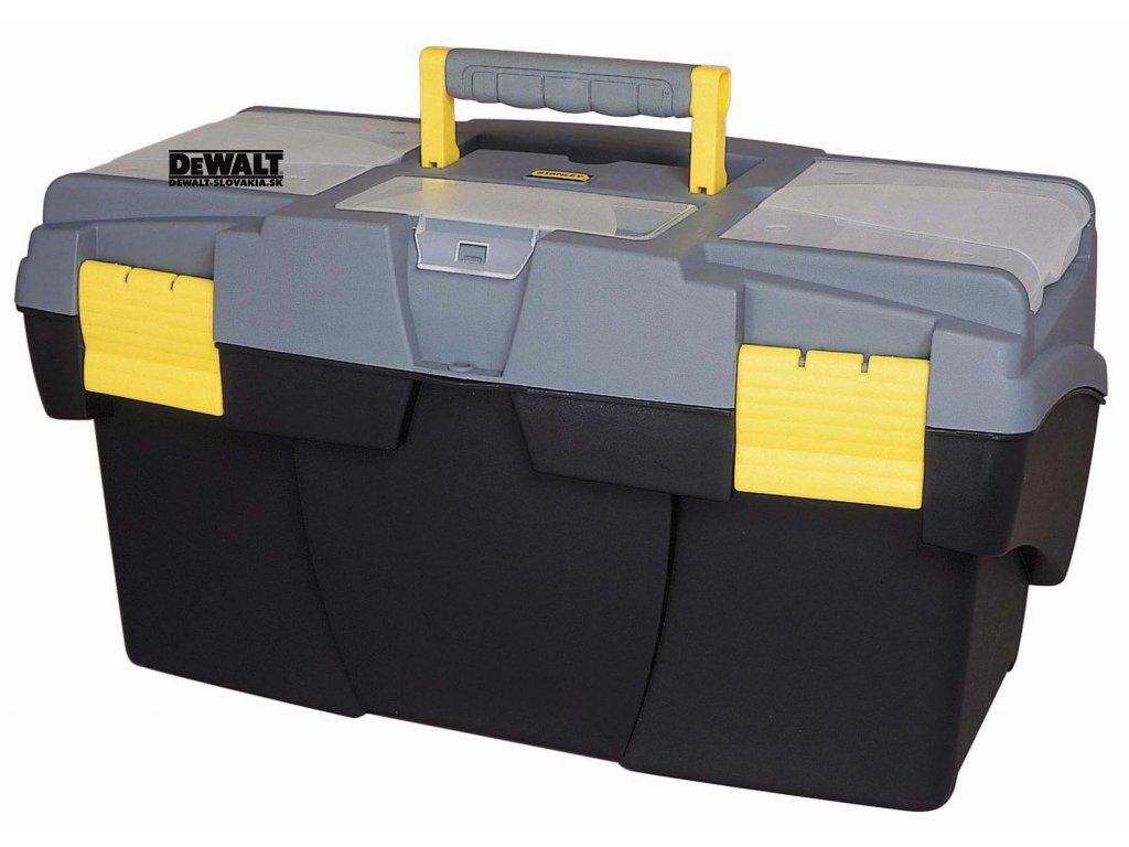 12470 1 92 039 stanley 19 box na naradi mega rozkladaci s plastovymi prazkami