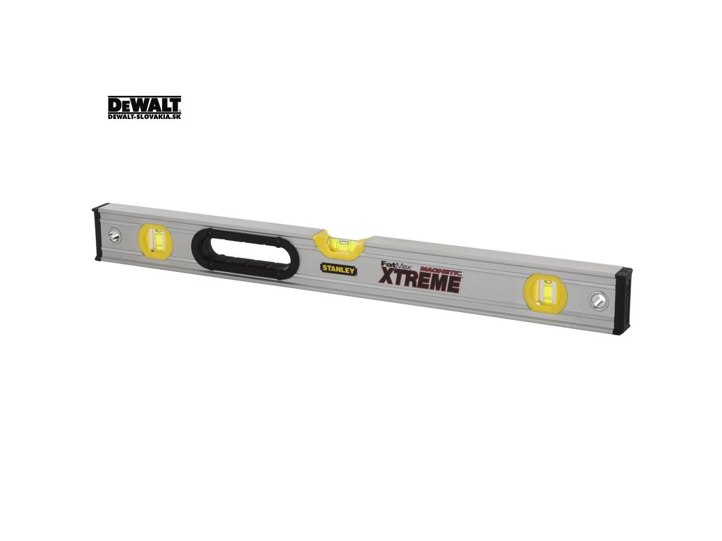 5520 0 43 617 stanley fatmax magneticka vodovaha 400mm extreme