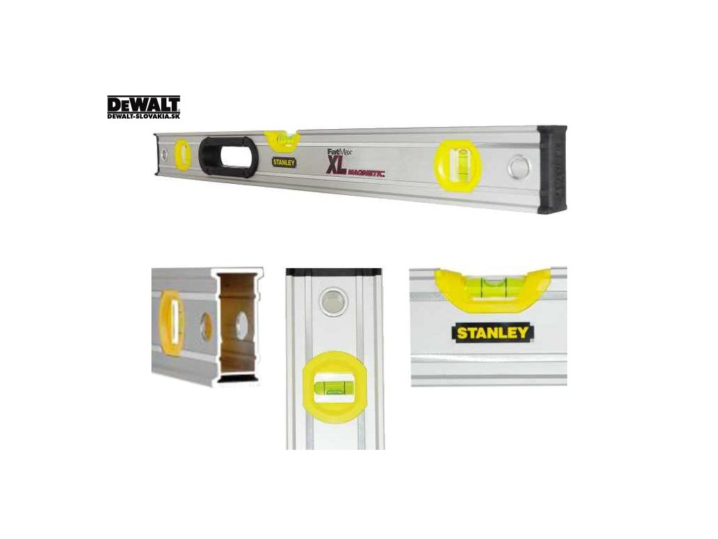 6468 0 43 679 stanley fatmax magneticka vodovaha 2000mm extreme