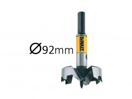 14126 dt4589 dewalt vrtak do dreva forstner 92mm