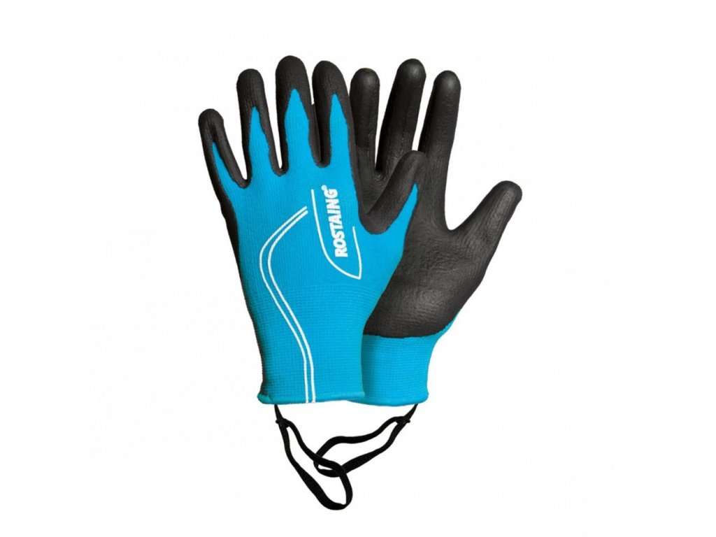 detske rukavice maxteen modre