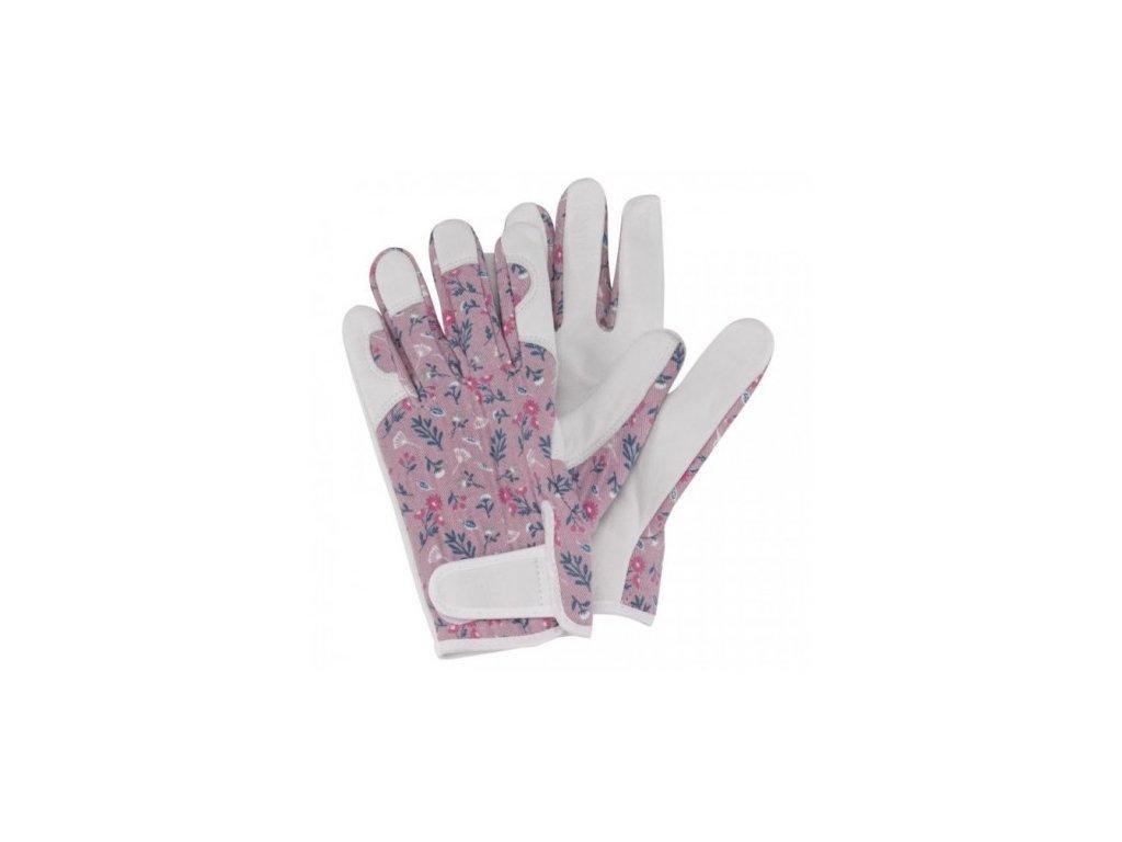 damske kozene rukavice se suchym zipem fialove