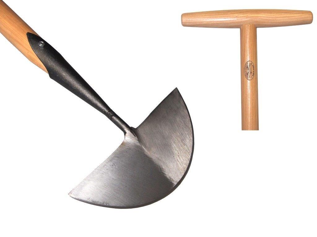 Lemovač trávníku kovaný