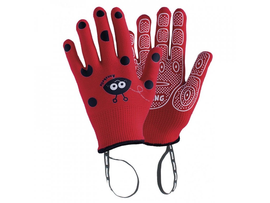 Dětské rukavice Anabel