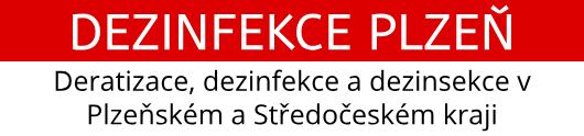DEZINFEKCE PLZEŇ - Deratizace, dezinfekce a dezinsekce v Plzeňském kraji