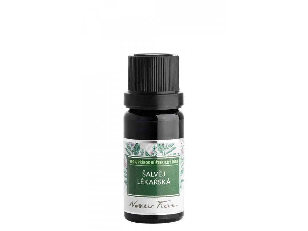 E0062B Éterický olej Šalvěj lékařská