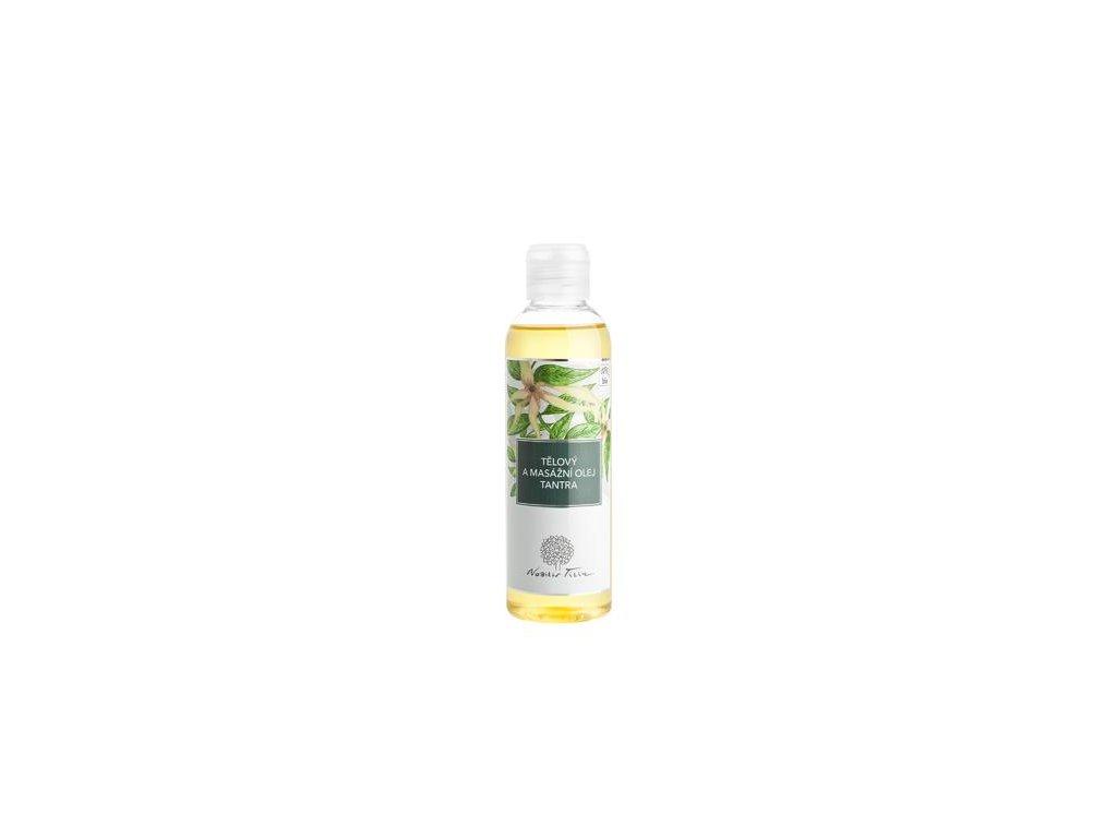Telovy a masazni olej Tantra 200 ml