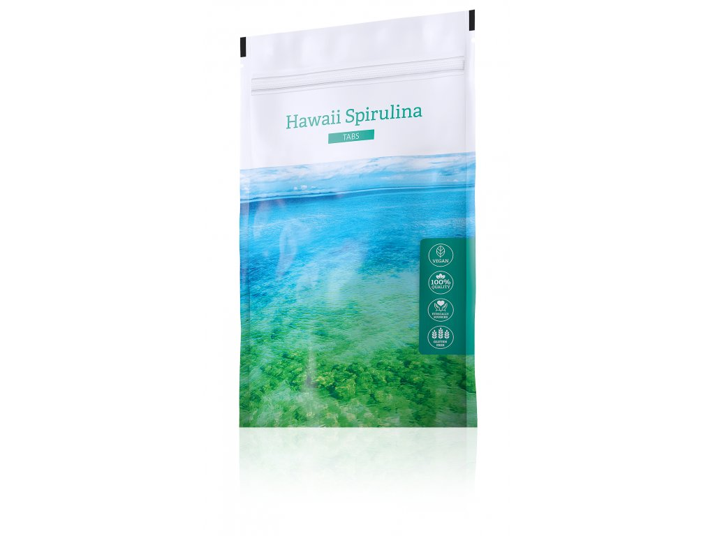 ENERGY HAWAII SPIRULINA TABS - 200 TABLET