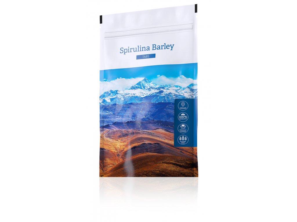 ENERGY SPIRULINA BARLEY TABS - 200 TABLET