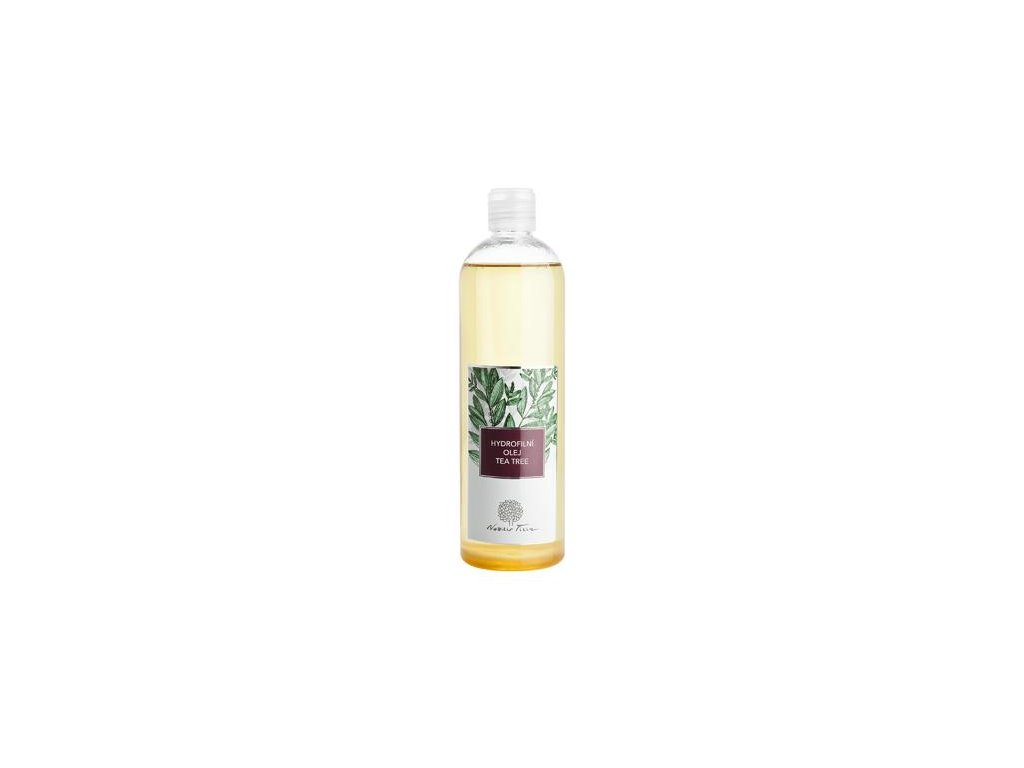 Hydrofilni olej s Tea tree 500 ml