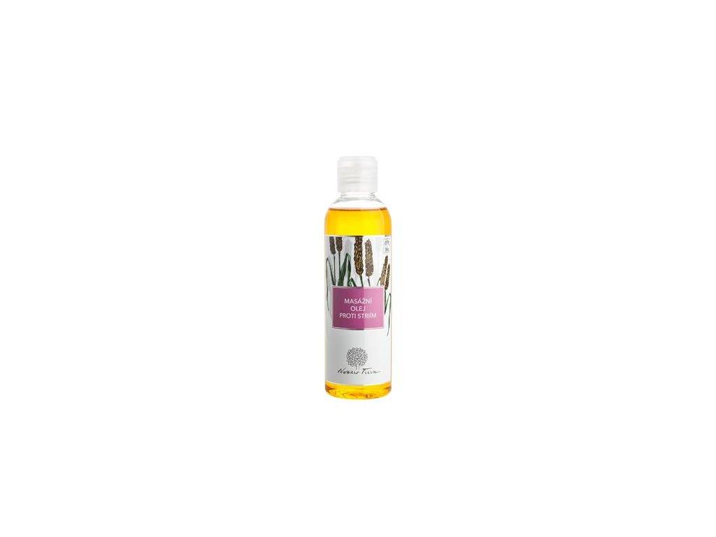 Masazni olej proti striim 200 ml