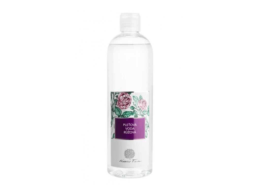 Pleťová voda Růžová (Exkluzivní pleťová voda Růžová) 500ml
