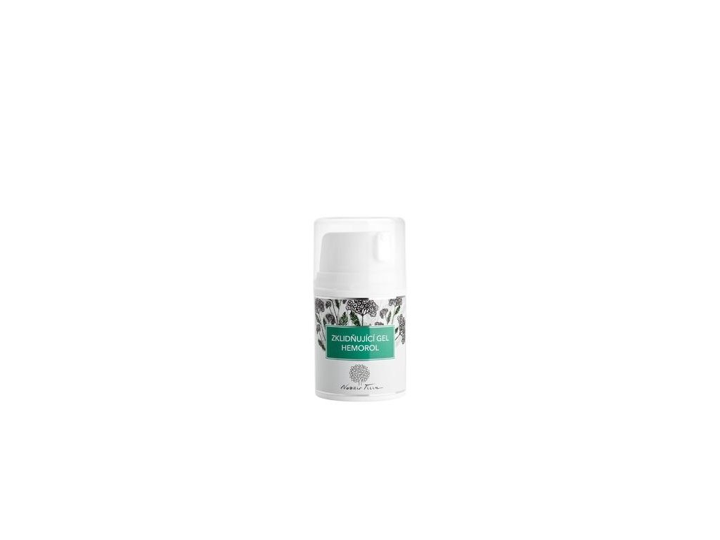 ZKLIDNUJICI GEL HEMOROL 50 ml