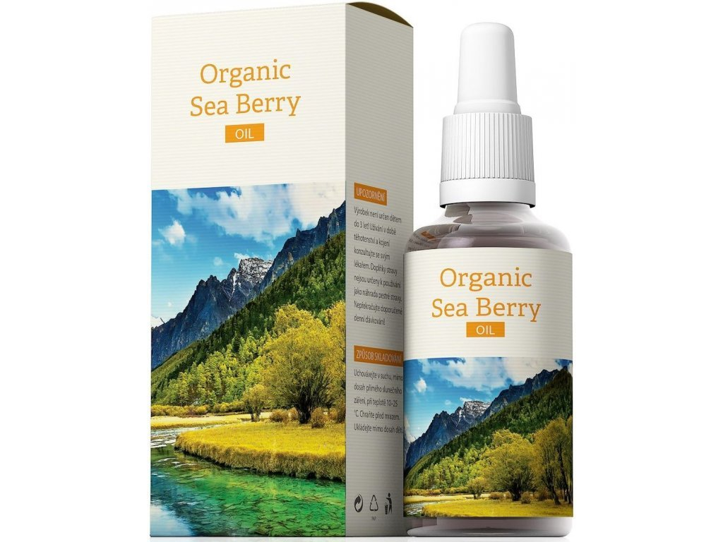 Energy Organic Sea Berry oil 30ml
