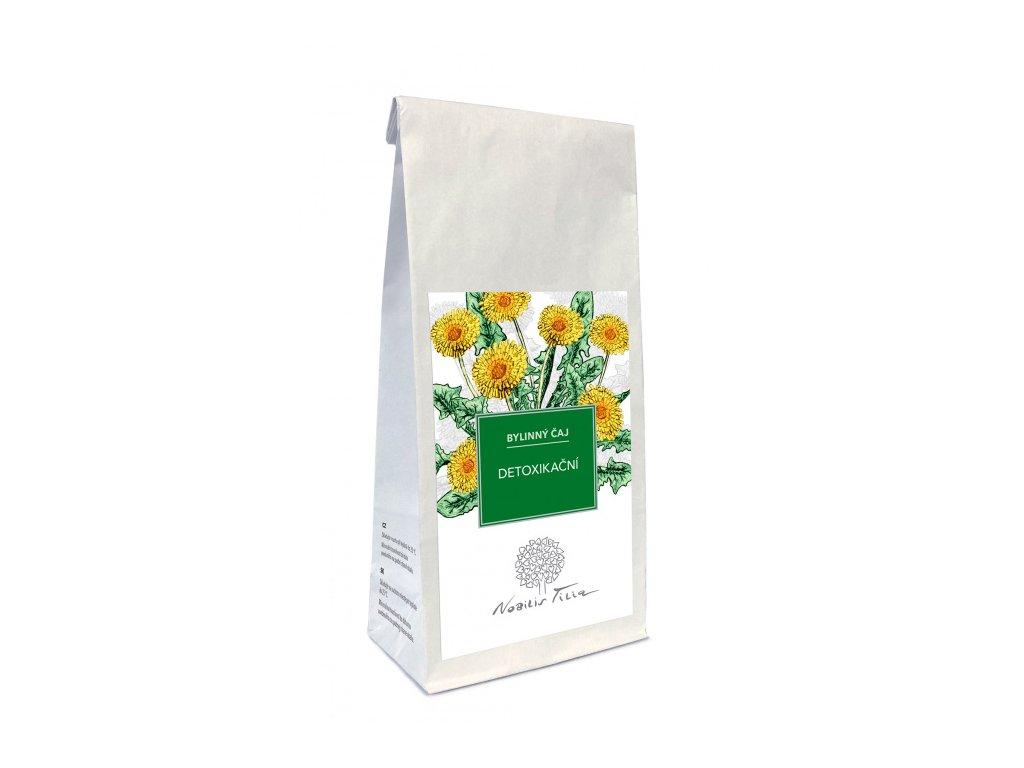 Čaj detoxikační