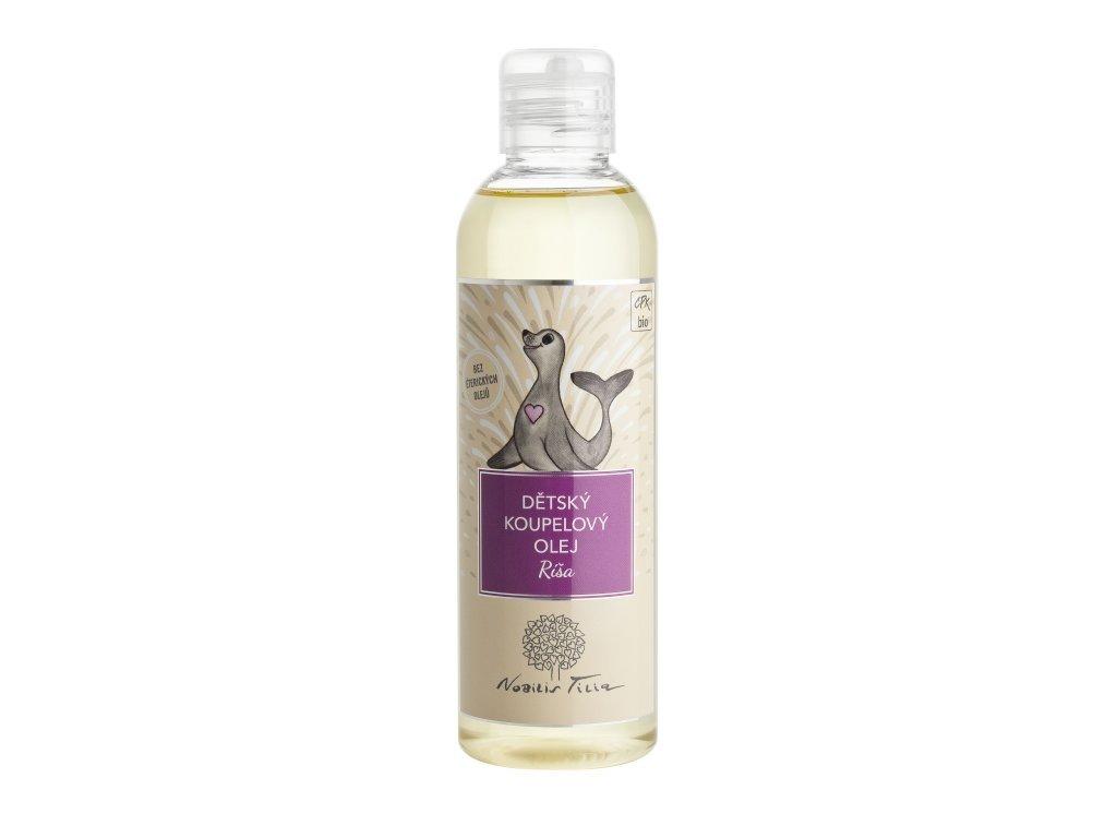 268501 nobilis tilia detsky koupelovy olej risa 200 ml