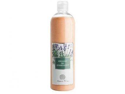 Sprchovy gel Levandulovy 500 ml