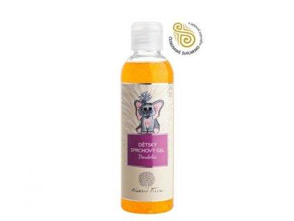 Detsky sprchovy gel Vendelin 200 ml