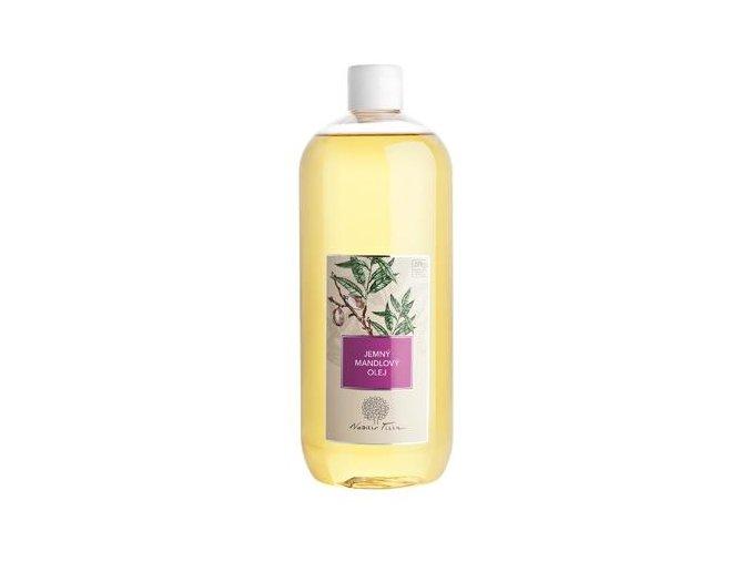 Nobilis Tilia Mandlový olej jemný 1000 ml