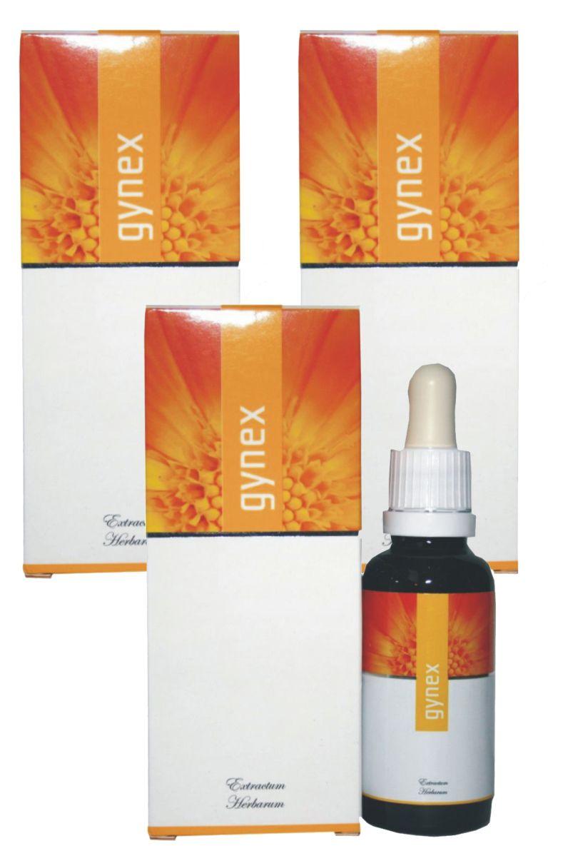 ENERGY GYNEX 3 x 30 ml