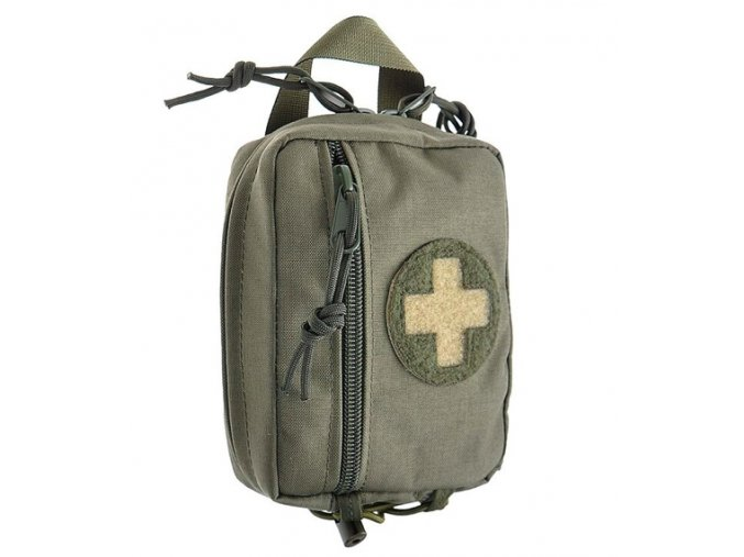 Templar's Gear First Aid Pouch, Ranger Green I