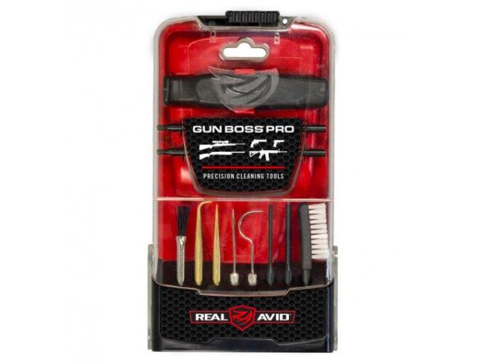Čistící sada Gun Boss PRO pro precizní čištění 1