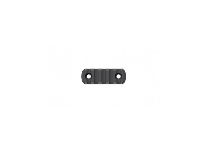 lista picatinny magpul m lok pro system m lok ar15 5 zarezu polymer cerna