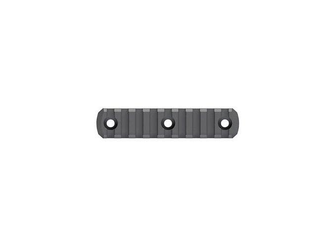 lista picatinny magpul m lok pro system m lok ar15 9 zarezu polymer cerna