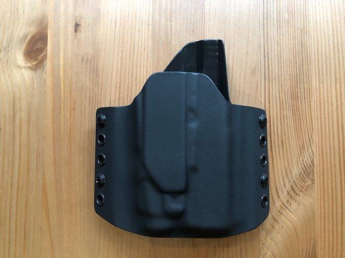 OWB - vnější kydexové pouzdro na Glock 19/23/32 + Streamlight TLR-7