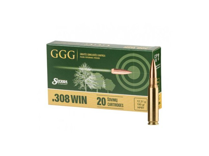 GGG .308 WIN DESIGN GPX17