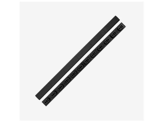 Magpul krytka M LOK railu, typ 1 černá