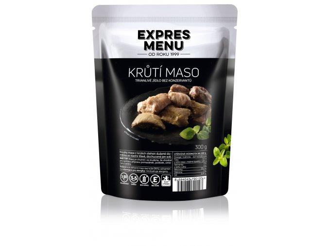 maso kruti platky