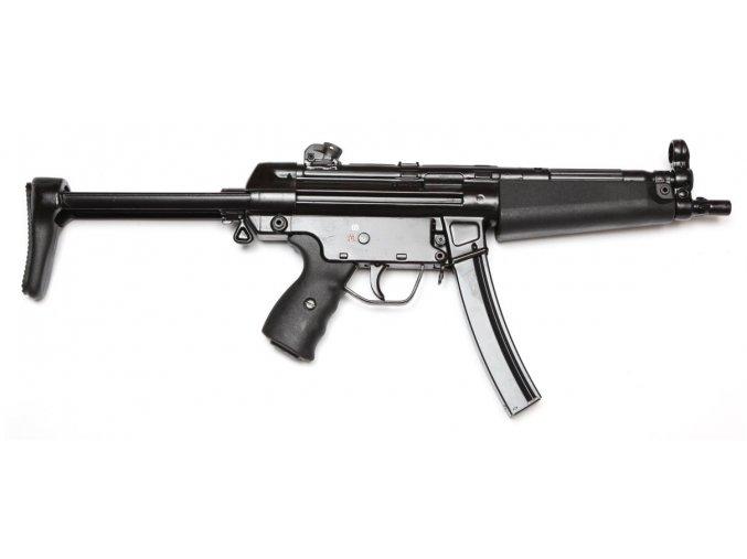 MP5 P3 SEMI POF samonabíjecí puška