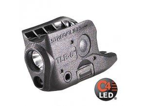 Streamlight TLR-6 na GLOCK 26/27/33, 100 lm, červený laser