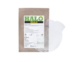 H HALO Chest Seal, 2ks:bal, bez ventilu